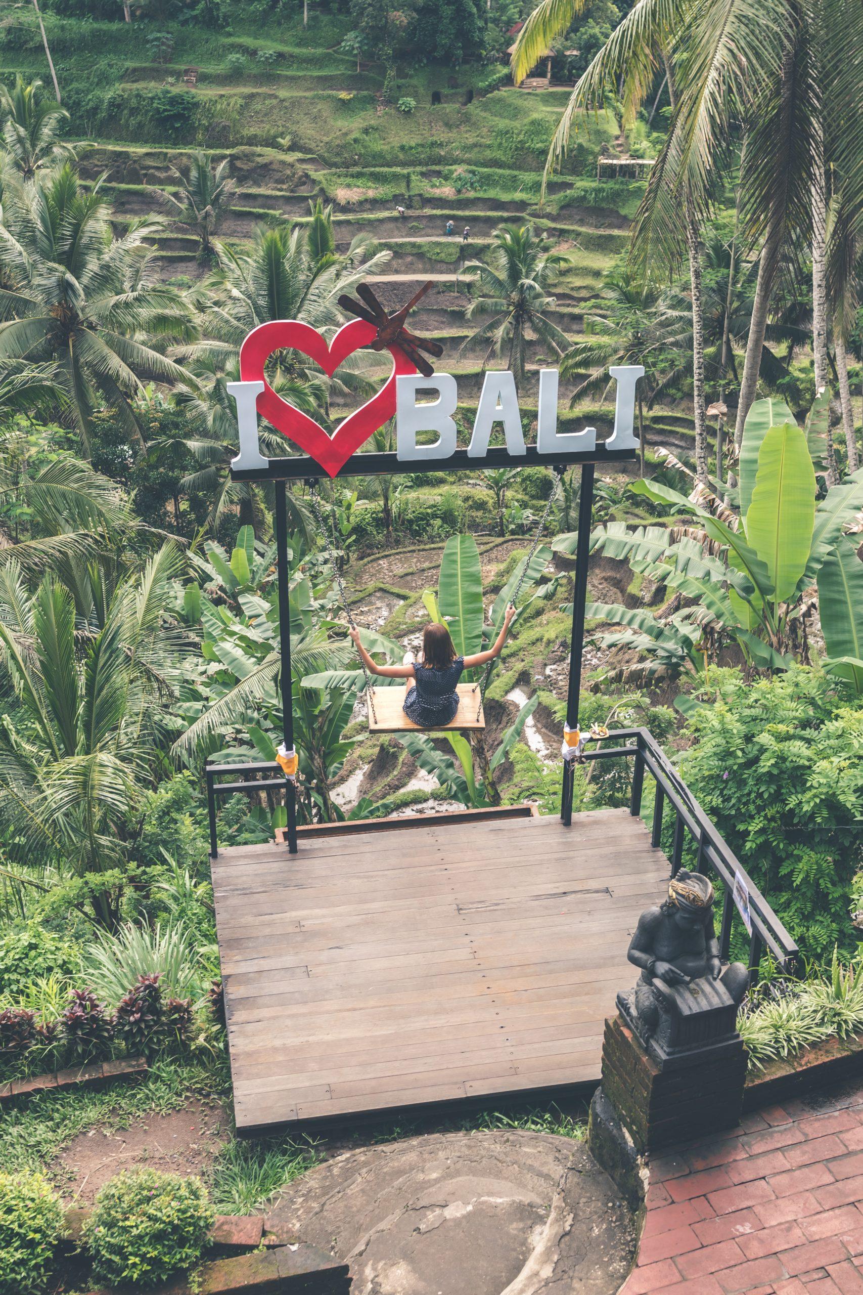 Llegada A Bali