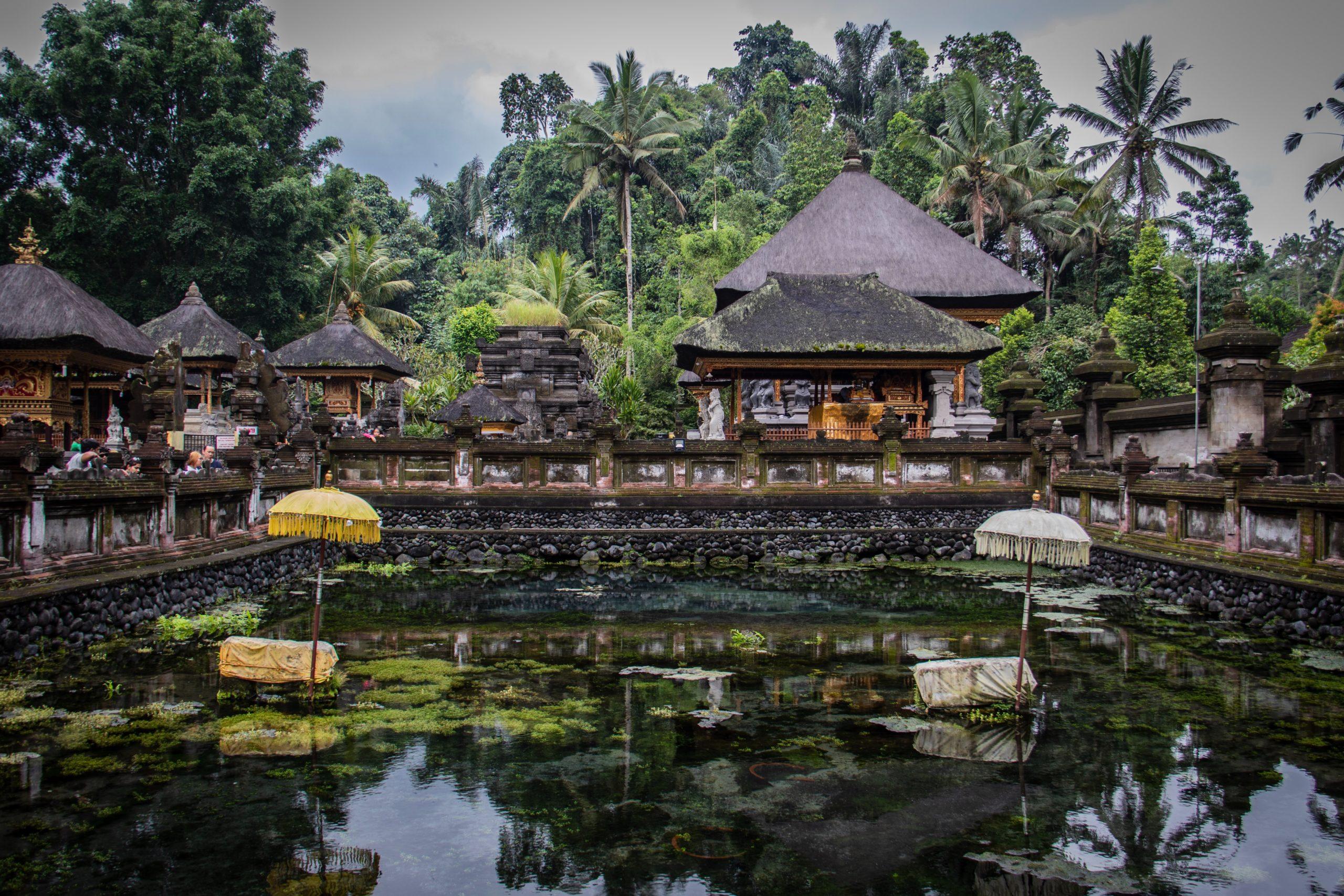 Ubud - Templo de la Purificación